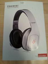 Noontec Hammo MF3118 (W) Over-Ear-Kopfhörer mit Mikrofon Weiß White