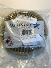 """8"""" Aquastar Tan Swimming Pool / Spa Suction Outlet Cover 8Fuw108"""