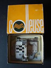 Vintage Colleuse MARGUET BN8B Super 8 Classique En Caja