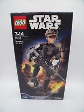 LEGO STAR WARS SERGEANT / SERGENT JYN ERSO BUILDABLE FIGURES 75119 24,5 Cm TOP