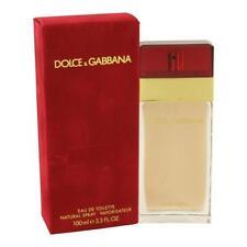 DOLCE & GABBANA Red by Dolce & Gabbana EDT Spray 3.3 oz For Women SEALED NEW BOX