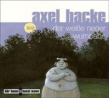 Axel Hacke Liest 'Der weiße Neger Wumbaba' (2005, digi) [CD]
