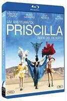 Las Aventuras de Priscilla, Reina del Desierto Blu-ray REGION LIBRE.A-B-C