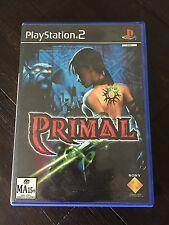 Primal PS2 Game