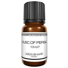 MUSC OF PERSIA Extrait de Parfum Concentré sans alcool - perfume alcohol-free