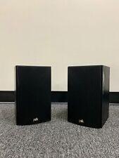 """Polk Audio T15- 5-1/4"""" Bookshelf Speakers - Pair - Excellent sound!"""