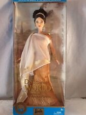 Dolls of the World Princess Collection Princess of Ancient Greece Barbie NEW