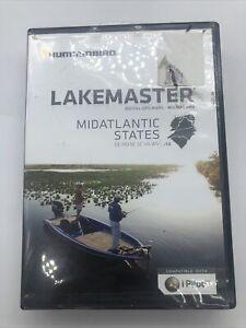 Humminbird LakeMaster MidAtlantic States Version 1.0 Micro Adapter Card