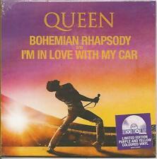 "QUEEN - Bohemian Rhapsody / I'm in love with my car 7"" Vinyl RSD 2019"