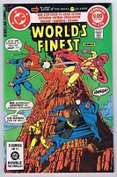 World's Finest #276 VF/NM Signed w/COA George Perez 1982 DC Comics