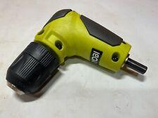 Vintage Ryobi 90 Degree Angle Drill Adapter 38 Right Angle Attachment A10raa1