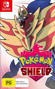 Pokemon Shield Switch Digital version