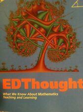 EDThoughts What We Know About Mathematics Teaching and Learning PB Textbook