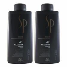 Wella SP Men Maxximum 2 x 1000 ml Shampoo Set
