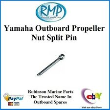 A Brand New Propeller Nut Cotter Pin Yamaha Outboard # R 91490-30025