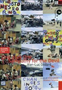 Sympathy For The Devil / One Plus One (2 Dvd) RARO VIDEO