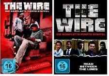 The Wire - Season/Staffel 4+5 * NEU OVP * DVD Box Set