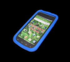 NEW BLUE SAMSUNG T959 I9000 GALAXY VIBRANT SILICONE GEL CASE SUPERFAST SHIPPING