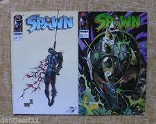 Spawn, nº 27 y 28, 1996, Image, World Comics, Planeta DeAgostini, Todd McFarlane