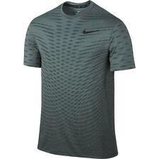 Nike asciutto Manica Corta Maglia da allenamento L GRANDE ALGA Cannon ALLENATORE