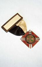 VINTAGE-1936-89TH CONCLAVE-GRAND COMM. KNIGHTS TEMPLAR OF KY.-YORK RITE JEWEL