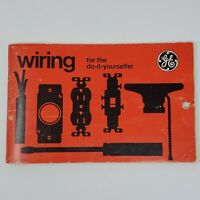 Wiring For The Do-It-Yourselfer GE2599-0A General Electric GE Paperback