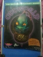 Oddworld : Abes Oddysee The Official Strategy Guide - Detailed walkthroughs