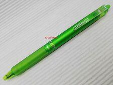 2 x Pilot FriXion Ball Knock Clicker 0.7mm Erasable Rollerball Pen, Light Green