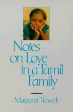 Notes on Love in a Tamil Family (Paperback or Softback)