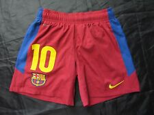 Lionel LEO Messi /FC BARCELONA BARCA shorts by NIKE KIDS/BOY 116-128 cm / 6-8YRS