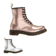 Dr.Martens 1460 Vegan Synthetic Casual Lace-Up Ankle Combat Womens Boots