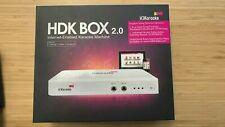 Hdkaraoke Hdk Box 2.0 Internet Enabled Karaoke Player Compatible with iOs & Andr