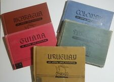 Pictured Geography Series 5 Books by Marguerite Henry - South America - 1944
