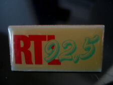 PINS RARE RADIO FRANCE STATION  RTL 92,5