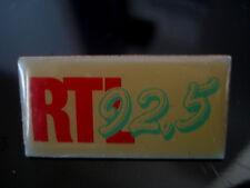 PINS RARE RADIO FRANCE STATION  RTL 92,5