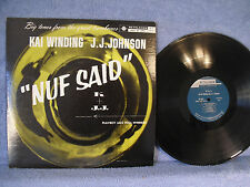 Kai Winding & J.J. Johnson, Nuf Said, Bethlehem BX 4017, 1965, JAZZ Bop, K + J.J