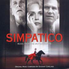"""SIMPATICO"" Soundtrack (CD 2000) Stewart Copeland/Petula Clark ***EXCELLENT***"