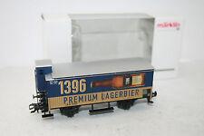"""Märklin 48306 Bierwagen """" 1396 Pemium Lagerbier""""   AC/ HO"""