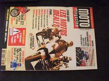 ** Moto Magazine n°193 Velorex Jawa 350 Californian  BMW R 850 R  Ducati 944 ST2