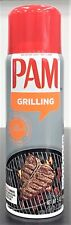 Pam Grill for High Temperature Non Stick Cooking Spray with Vegetable Oil 5 oz