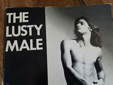 The Lusty Male Vintage B/W Gay Interest Nude Male Photography Magazine