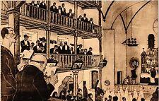 CPA   Pays Basque - La Messe -d'aprés une Aquareile de Jacques Le ...  (450427)