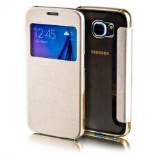 SMARTCOVER Window ORO para Samsung Galaxy S8 g950 G950F Funda Bolso NUEVO