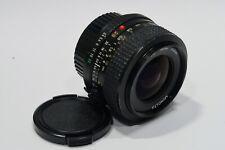 Minolta MD 28mm 1:3.5 lens, fits X700 XD7 XE1 XG 5 1 Sony NEX camera mount