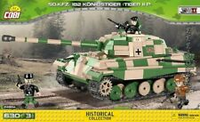 COBI Tiger II PzKpfwVIB Königstiger / 2480A / blocks WWII German tank Small Army