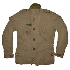 1963 Canadian Military Jacket Size Medium Regular Olive Drab Combat GS