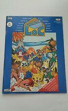 Loc # 2 ,1981 fanzine