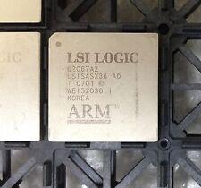 x1 **NEW** LSI LOGIC LSISASX36 A0, 36 PORT SAS EXPANDER, 672BGA Pb FREE
