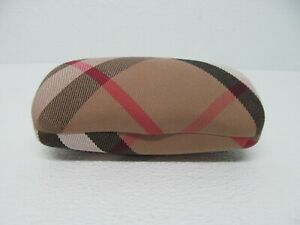 Burberry Nova Check Plaid Hard Clamshell Sunglasses Case Only