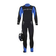 Aqua Lung Men's Diving Suit 7 MM Balance Comfort With Back Zip